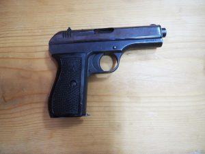 """Деактивиран пистолет """"CZ-27"""" 7.65мм"""