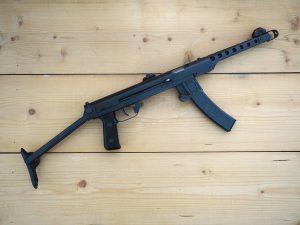 """Картечен пистолет """"Судаев"""" ППС-43, калибър- 7.62х25"""