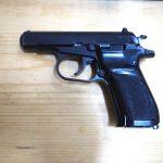 """Пистолет """"CZ"""" 82 калибър 9х18мм"""