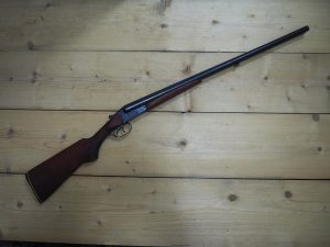 """Ловна пушка """"ИЖ""""-58 калибър 12"""