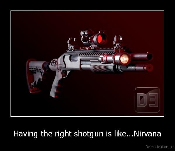 Правилната пушка